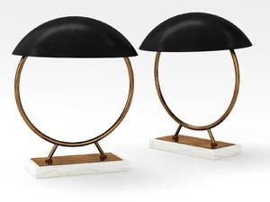 locklan lamp 3D