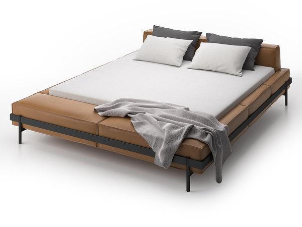 ds-1121 193 bed 3D model