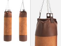 3D ds-2878 60 punching bag