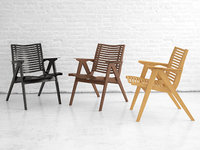 3D rex 120 lounge chair