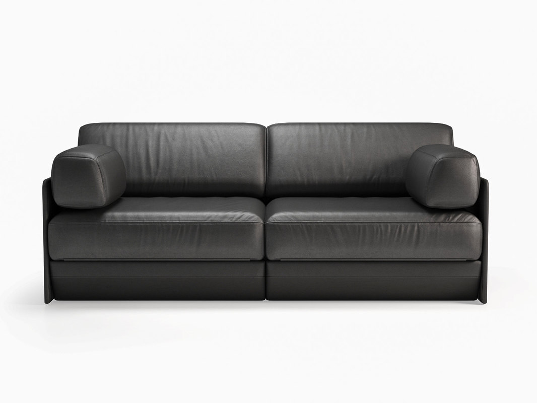 3D ds-76 102 2-seater sofa
