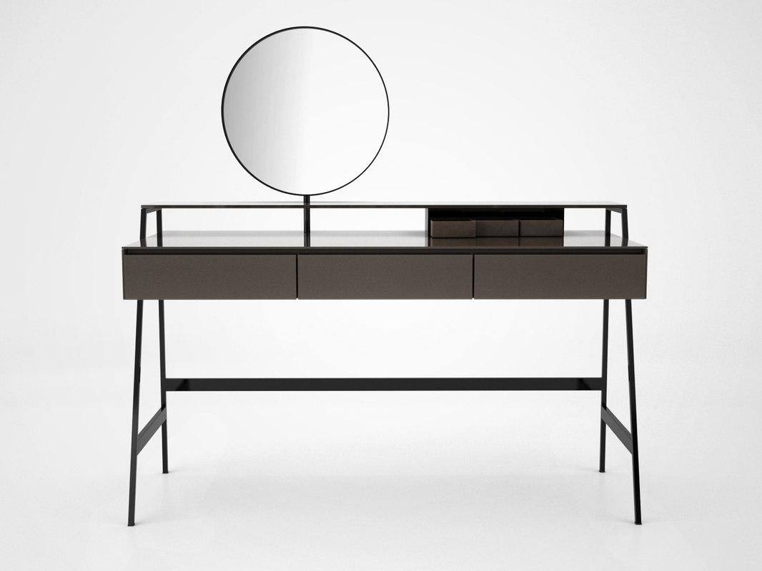 3D venere desk model