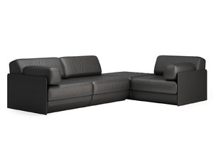 3D model ds-76 corner sofa