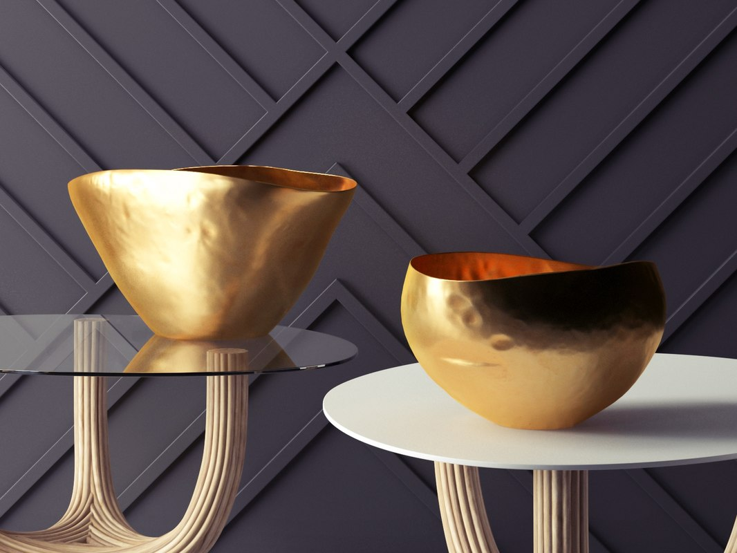 3D bash vessels model