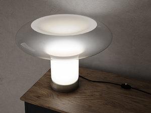 3D lesbo table lamp model