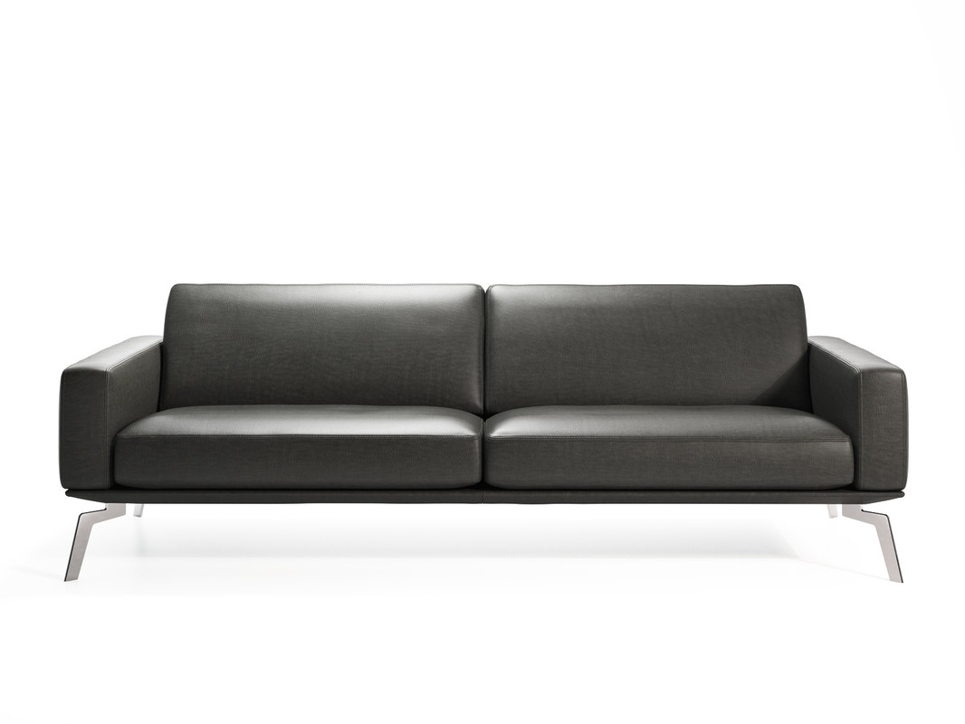 3D model ds-87 3-seater sofa