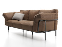 3D ds-610 3-seater sofa