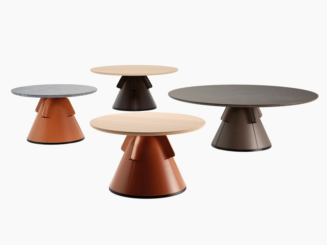 3D model ds-615 coffee table
