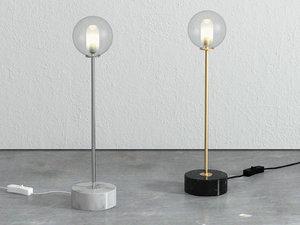 calot table light 3D model
