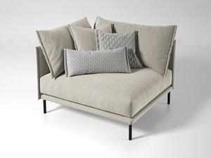 gentry armchair model