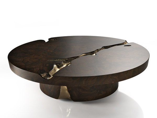 3D model empire coffee table