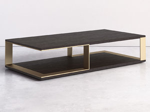 3D model hector coffee table