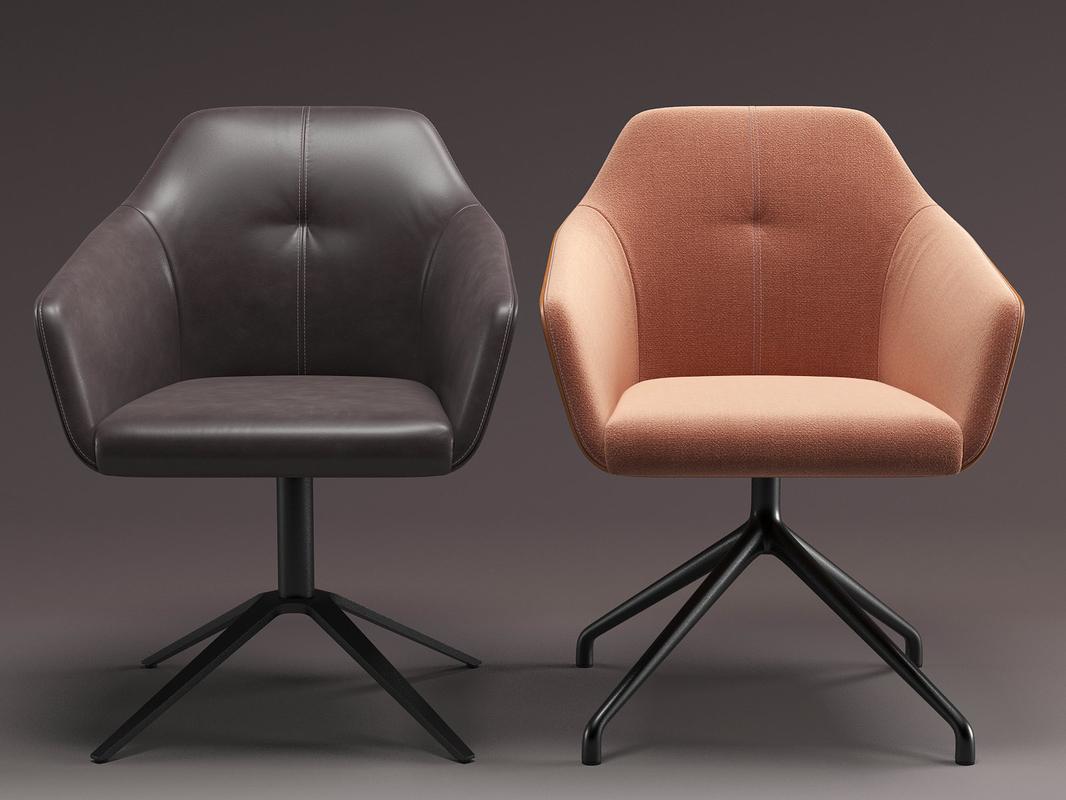 ds-279 armchair 3D model