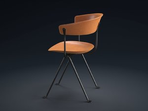 officina chair 3D model