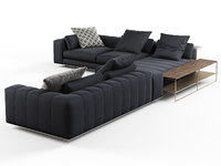 freeman corner sofa c model