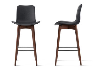 3D langue bar stool model