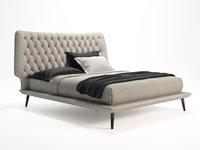 dolcevita bed 3D model