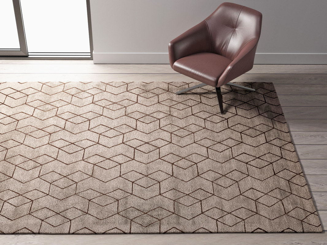 hex 2 carpet model
