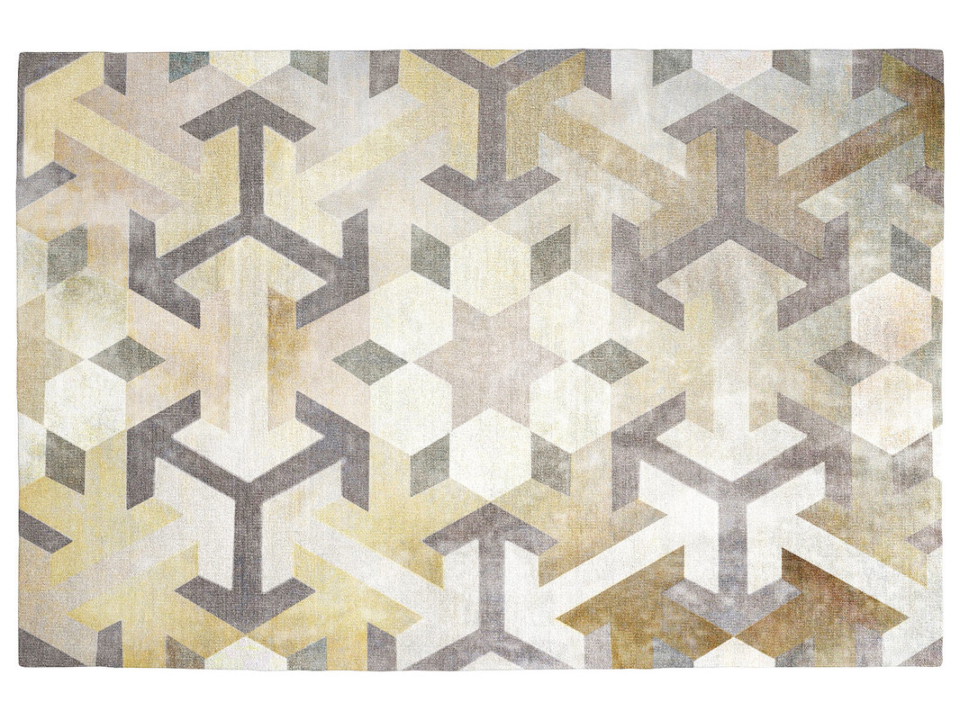 moroccan carpet 3D model