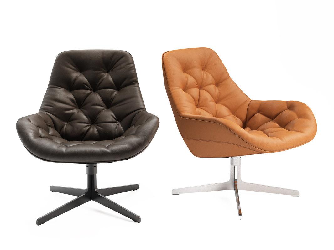 ds-144 101 armchair 3D model
