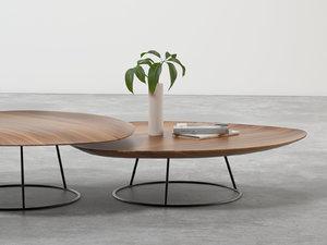3D model pebble tables