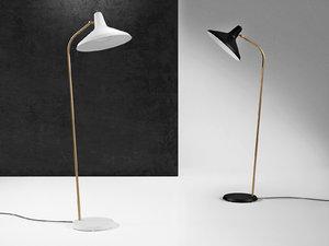 3D g10 floor lamp