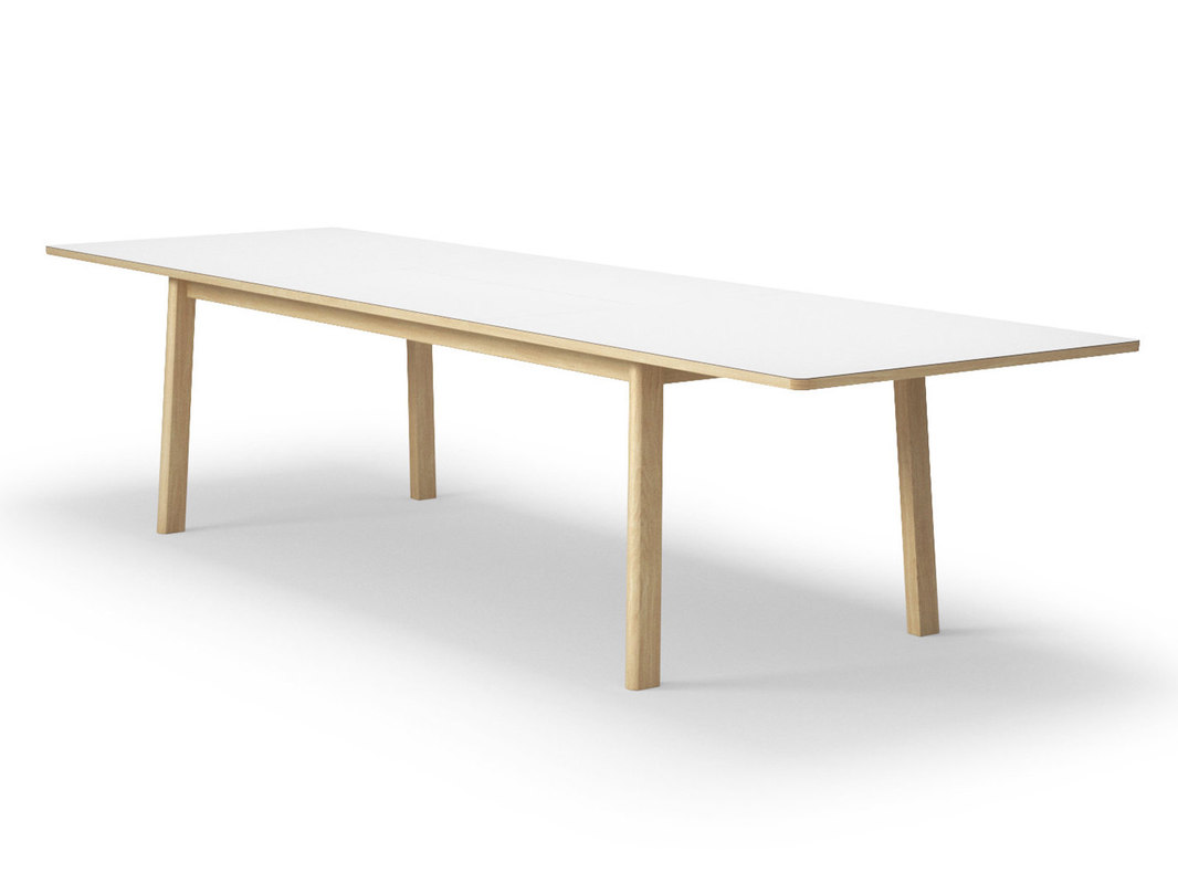 3D ana dining table model
