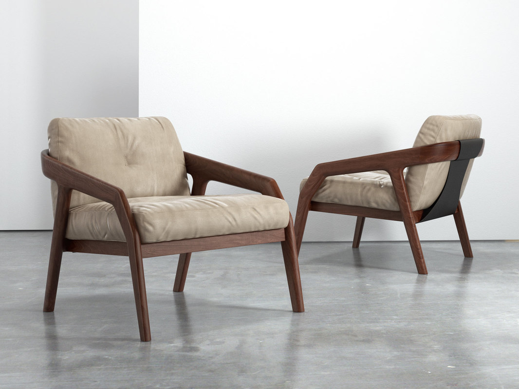 3D friday lounge chair