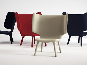 3D tembo chair