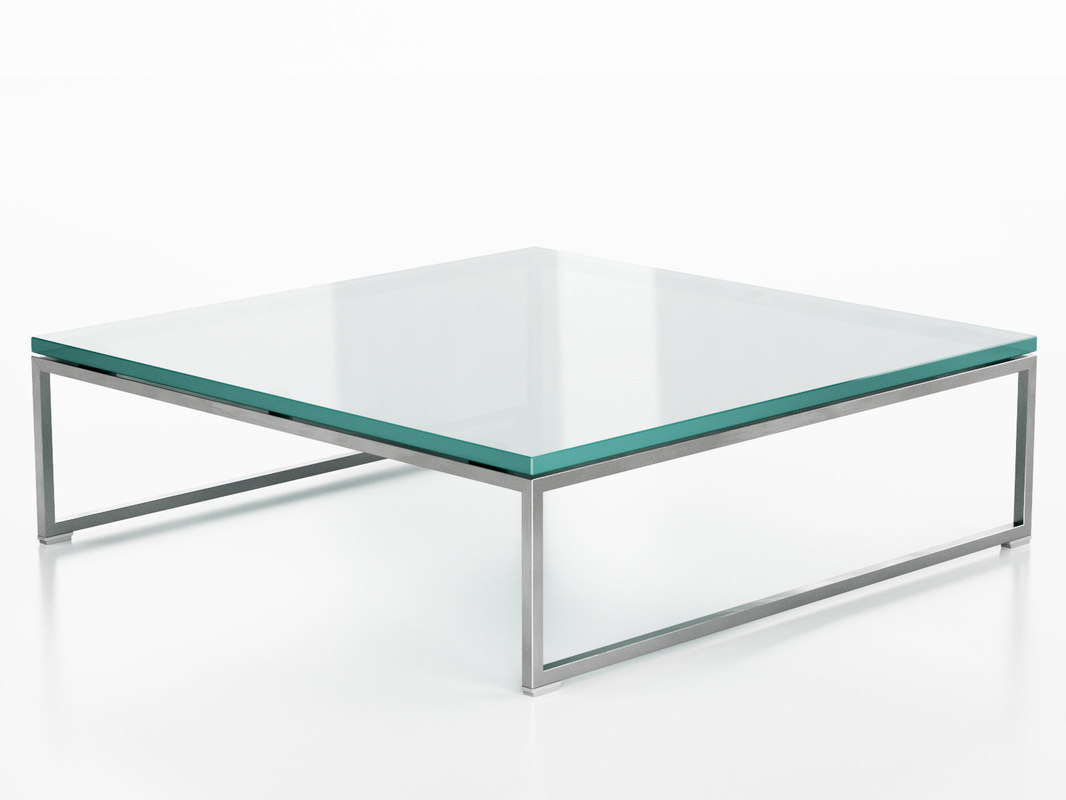 3D ds-160 coffee table