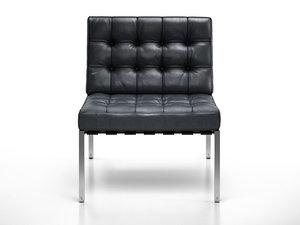 3D kt-221 armchair