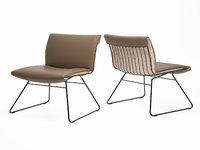 3D model ds-515 lounge armrests