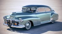 chevrolet fleetline aerosedan 3D model