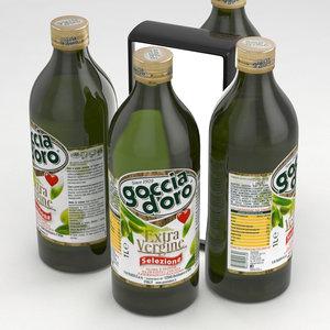 olive vergine model