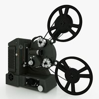 3D heurtier projector tri-film -