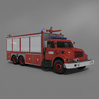 Powder Fireengine