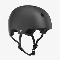 Skateboard Helmet Pure Black