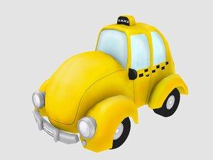 taxi cab model