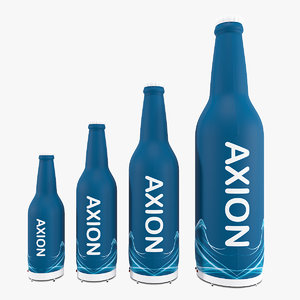 3D axion bottle inflatable