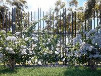 Hydrangea Garden Set