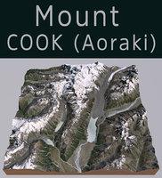 Mount Cook Aoraki NZ