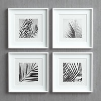 picture frames set -22 3D model