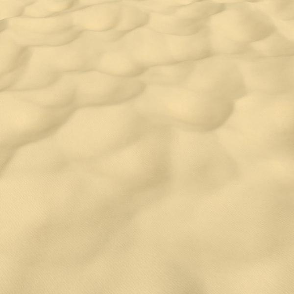landscape desert terrain 3D model