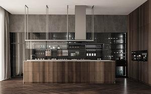 3D kitchen isaloni 2018