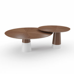 roche bobois table colorado 3D