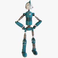 Toy_Robot_Rodney