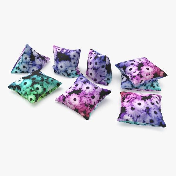 cushions 3D