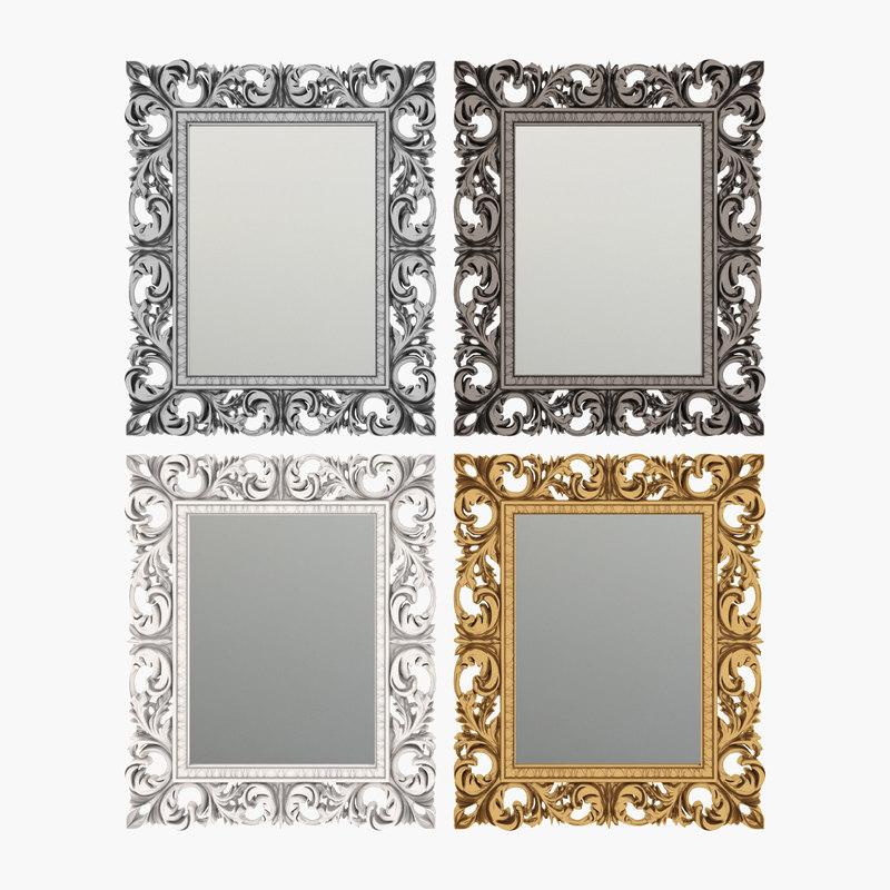 set mirror 3D model