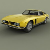 3D iso grifo gl series