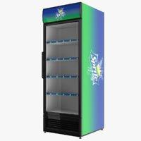 sprite fridge 3D